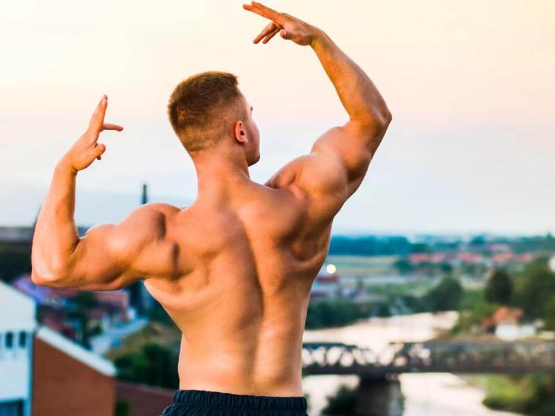 Safe ways to gain muscle: