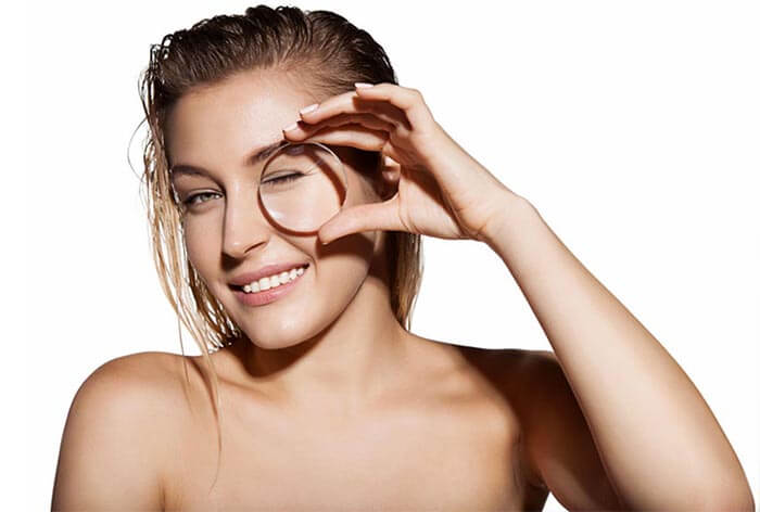Stopping the appearance of mimic wrinkles
