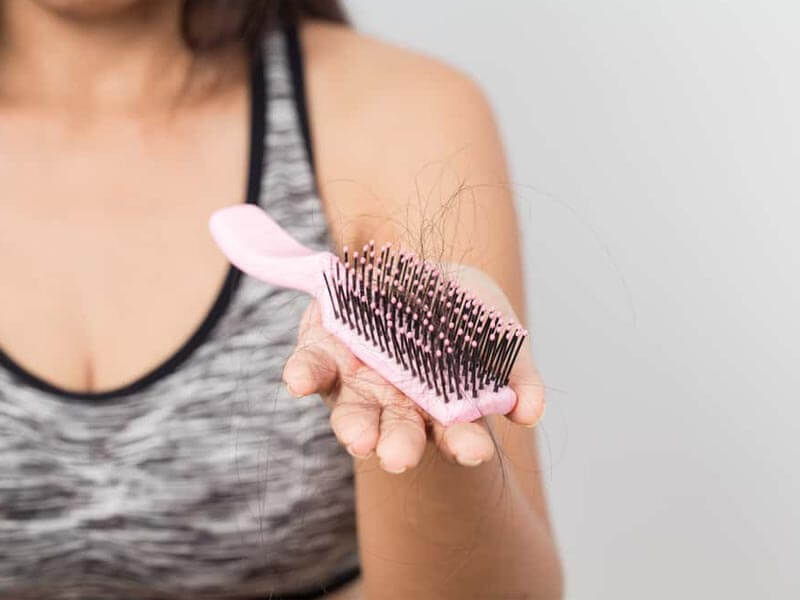 product for hair loss