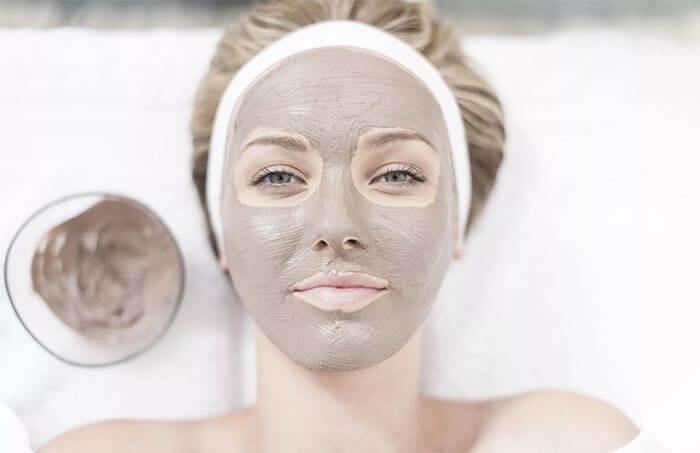 skin aging mask