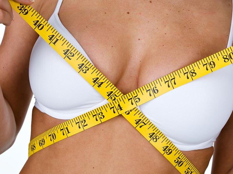 Breast enlargement tablets