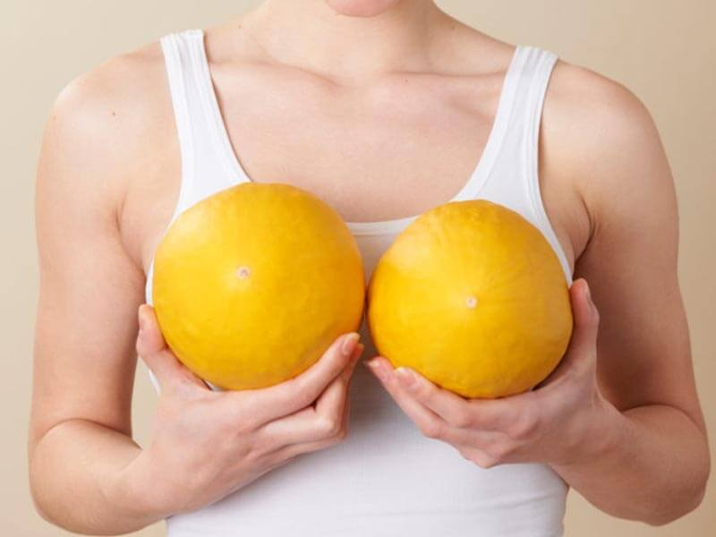 Herbs for breast enlargement