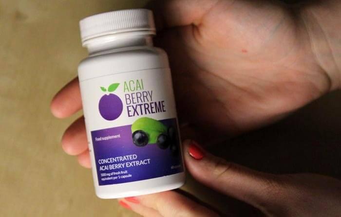 acai berry extreme