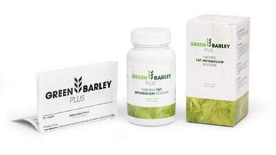 green barley plus pack