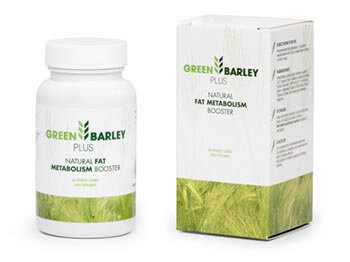 green barley plus pills