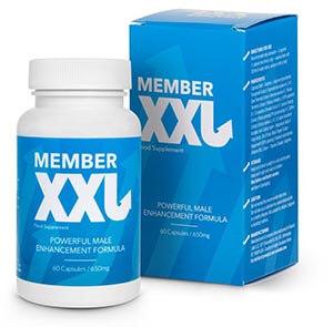 member xxl pills