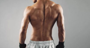 Healthy and strong back