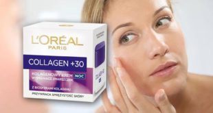 L'Oreal Paris Collagen +30 - anti-wrinkle cream
