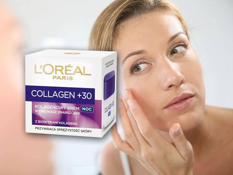 L'Oreal Paris Collagen +30 - anti-wrinkle cream