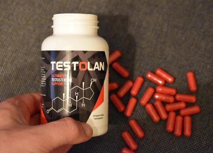 Testolan effect