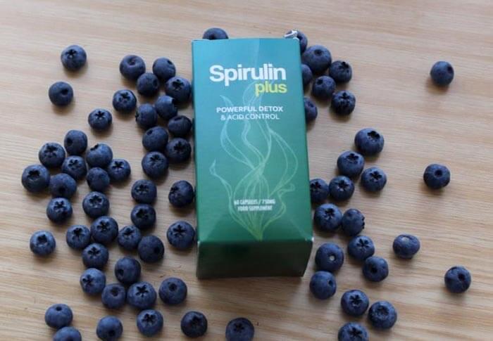 What is Spirulin Plus
