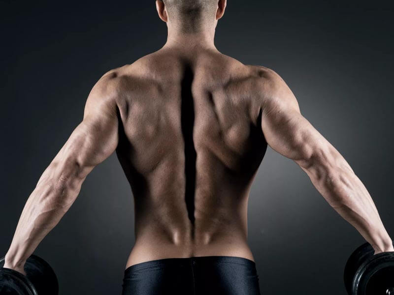 Which muscle parts should be activated together and separately for the best results?