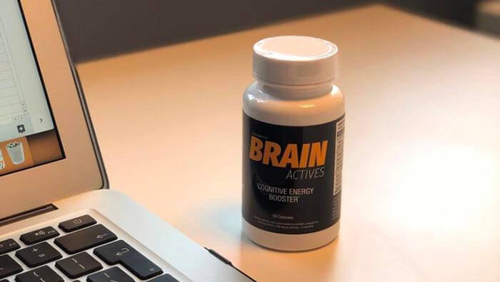 composition of Brain Actives