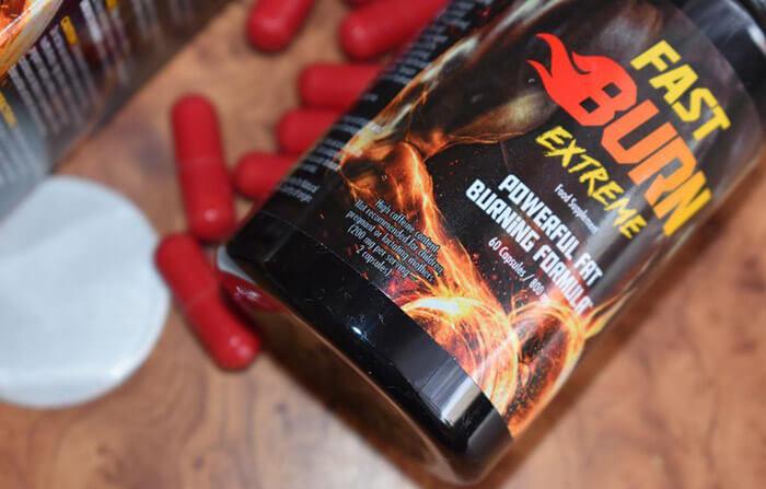 fast burn extreme fat burner