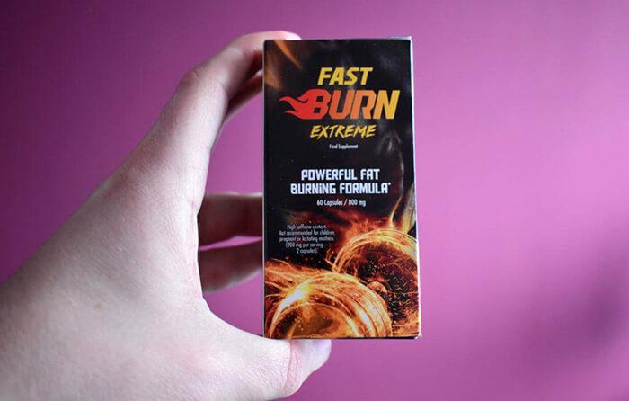 fast burn extreme pills