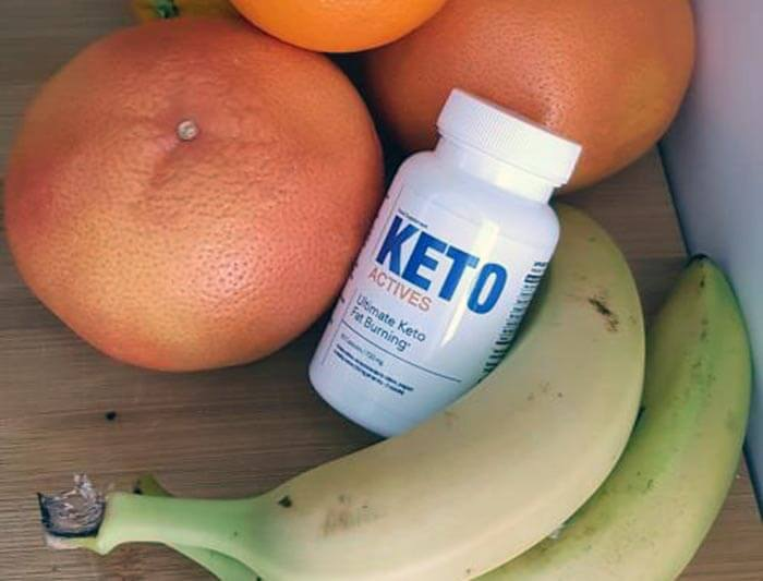 keto actives for diet