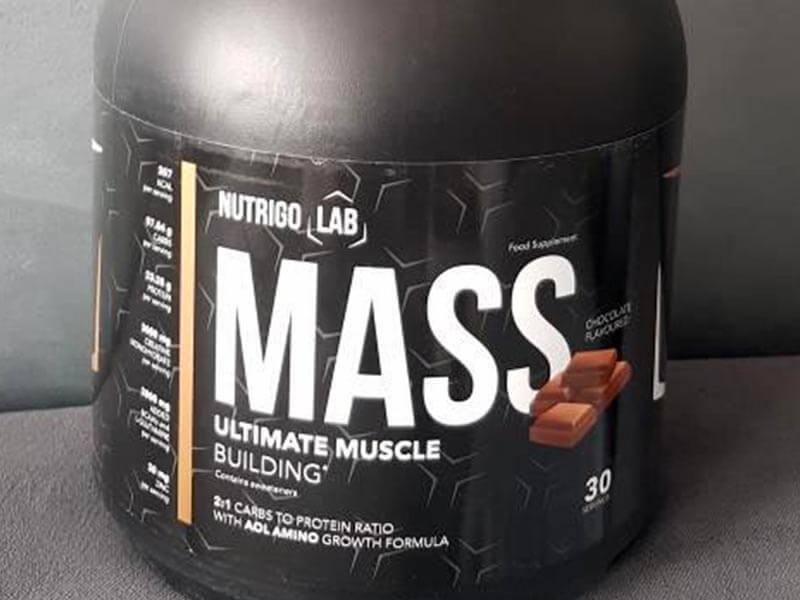 mass build chocolate