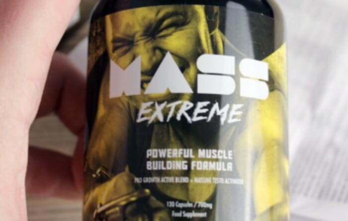 mass extreme supplement