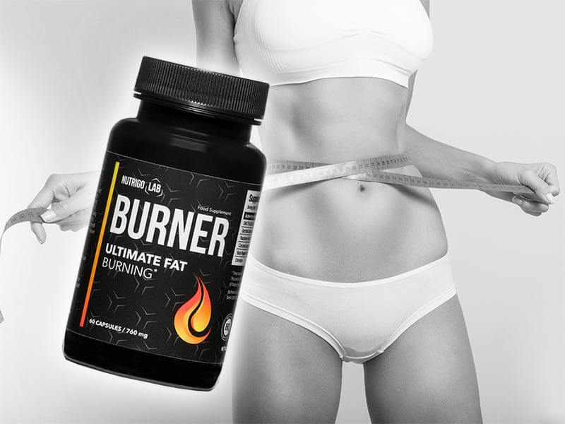nutrigo lab burner supplement fat burner