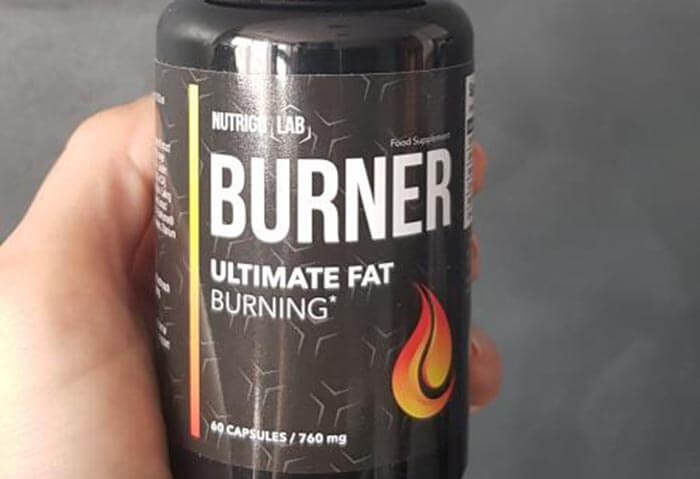 nutrigo lab burner ultimate burning fat