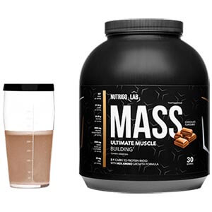 Nutrigo Lab Mass Chocolate