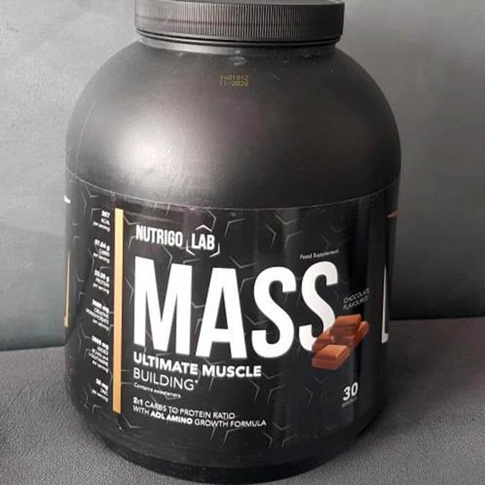 nutrigo lab mass supplement