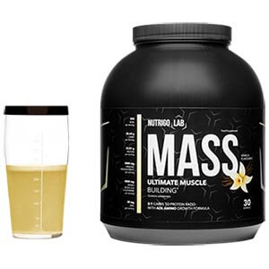 Nutrigo Lab Mass Vanilla