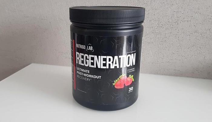 nutrigo lab regeneration supplement