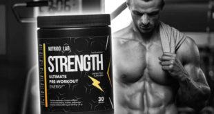nutrigo lab strenght supplement