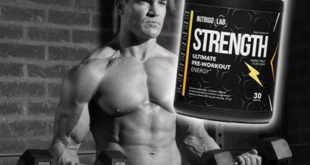 nutrigo lab strenght supplement