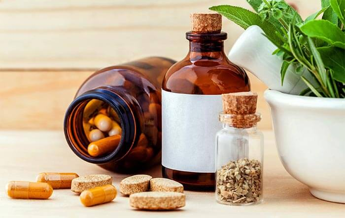 Slimming and herbs