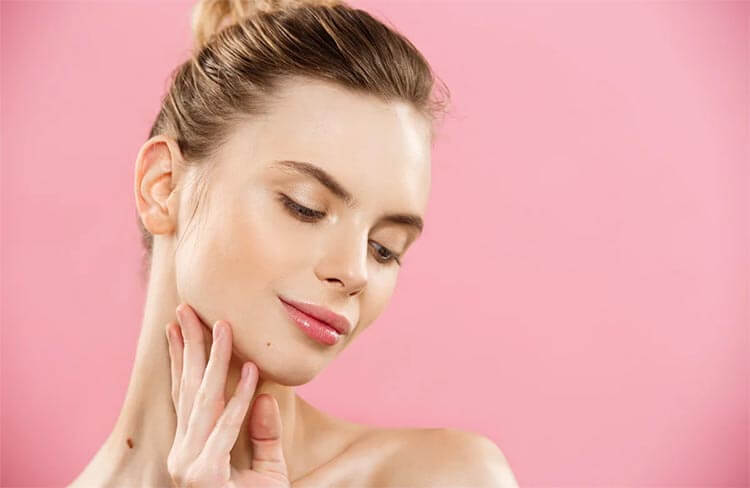 Appropriate care for acneous skin