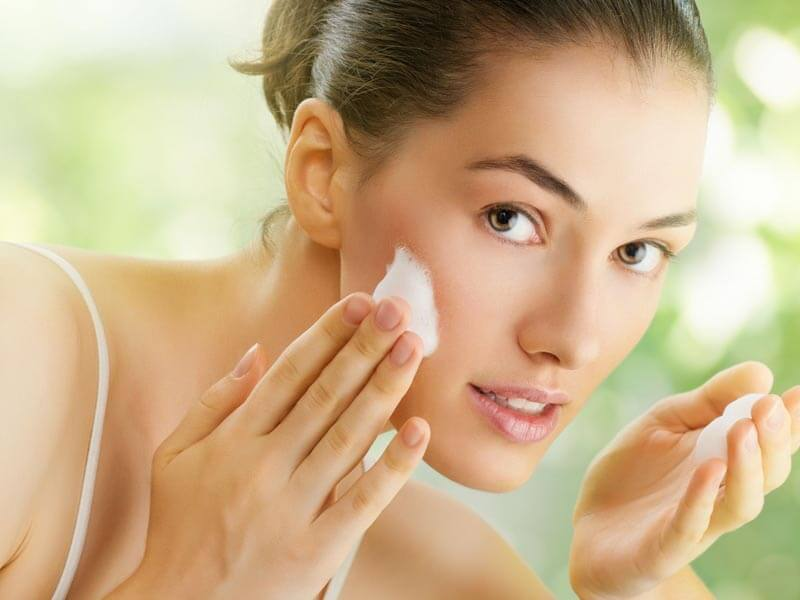 Natural and homemade ways of acne
