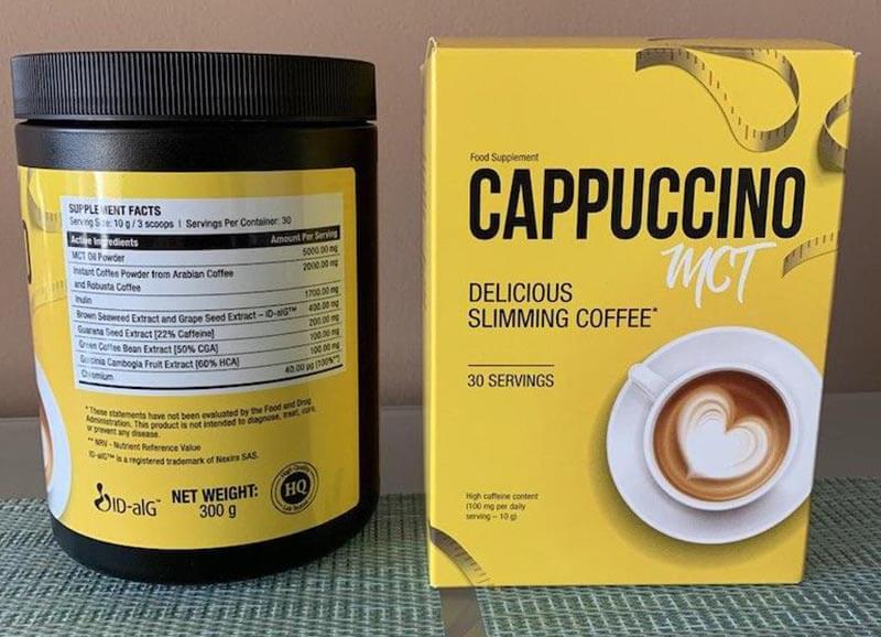 Operation of Cappuccino MCT