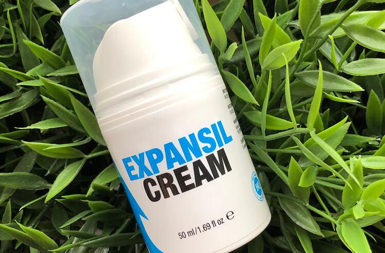 Expansil Cream - action