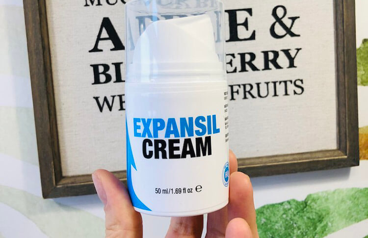 Expansil Cream - for whom it is intended